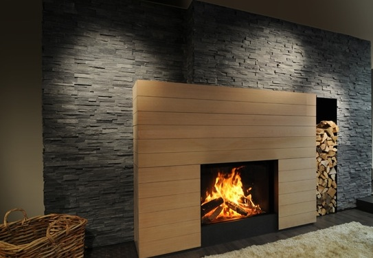 Tipos revestimiento chimeneas blog for Revestimiento de paredes exteriores baratos